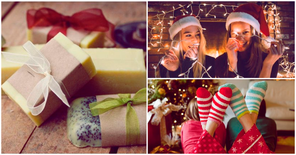 DIY para hacer jabones y dárselos a tus amigas en Navidad