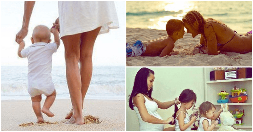 7 cosas que debes hacer con tu hijo en su primer año
