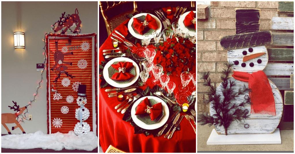 Cómo decorar tu casa en la temporada navideña