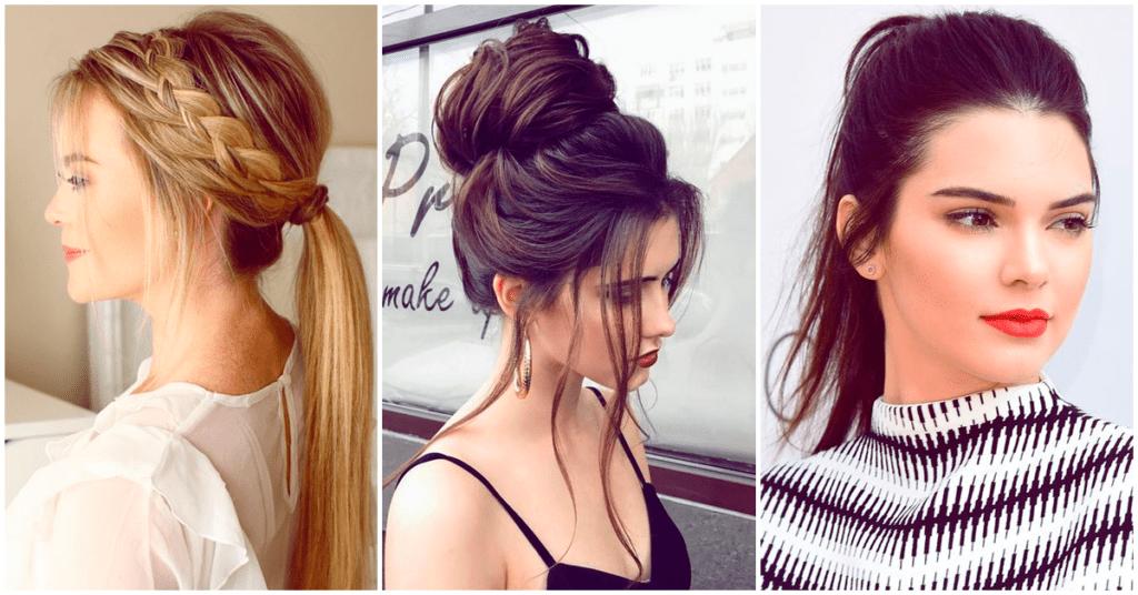 Peinados que puedes usar en cualquier evento y verte hermosa