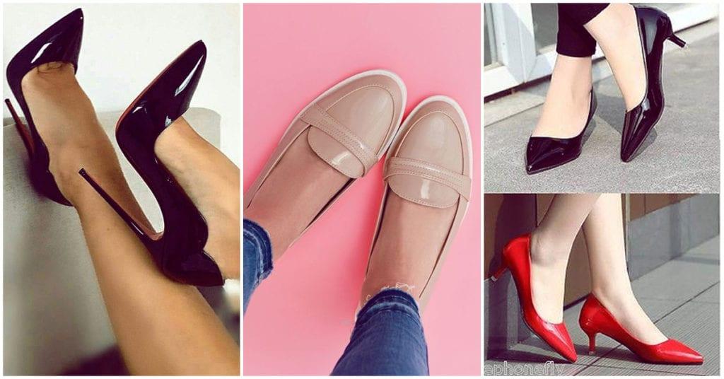 Aprende a combinar tus zapatos de charol como una experta