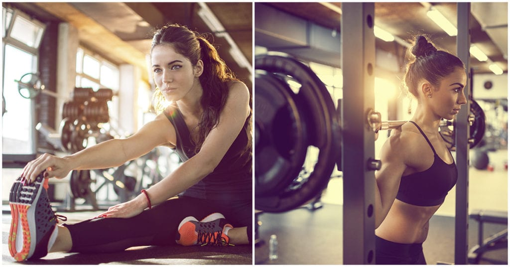 Cómo sobrevivir al dolor del gym sin morir en el intento