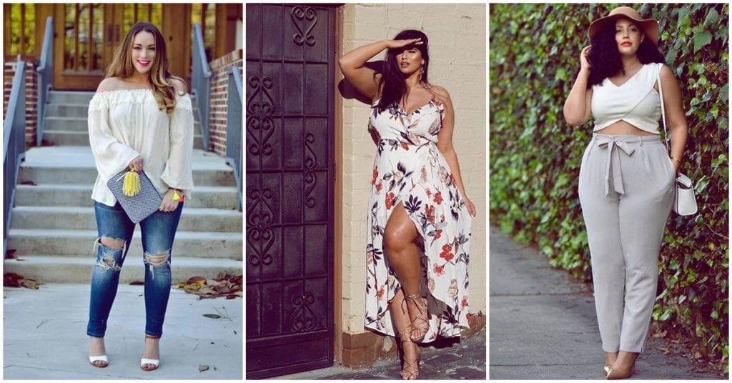 Estos son los mejores outfits para chicas curvy en esta primavera