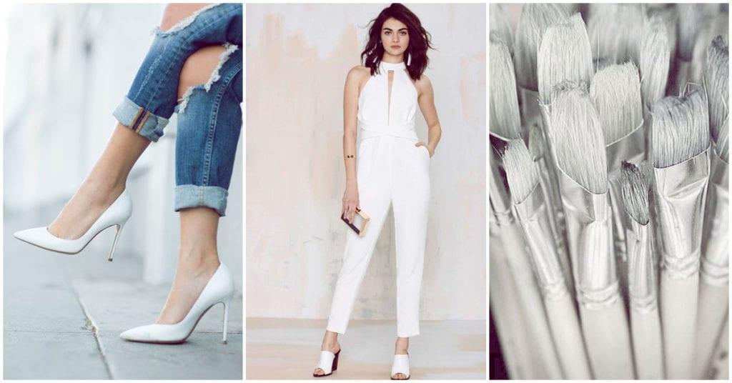 El significado del color blanco y porque deberías usarlo