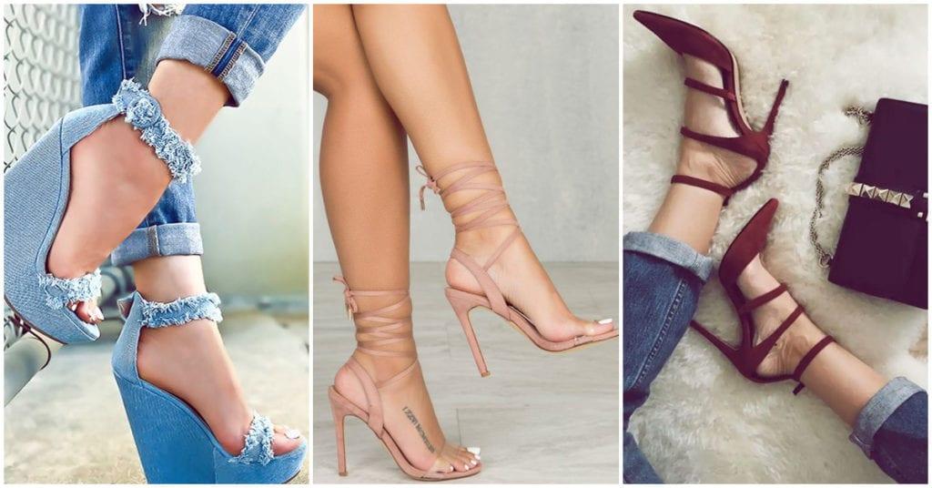 7 pares de zapatos para lucir encantadora todo el año