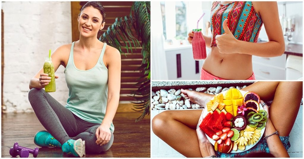Cómo hacer un detox sin dejar de lado la dieta