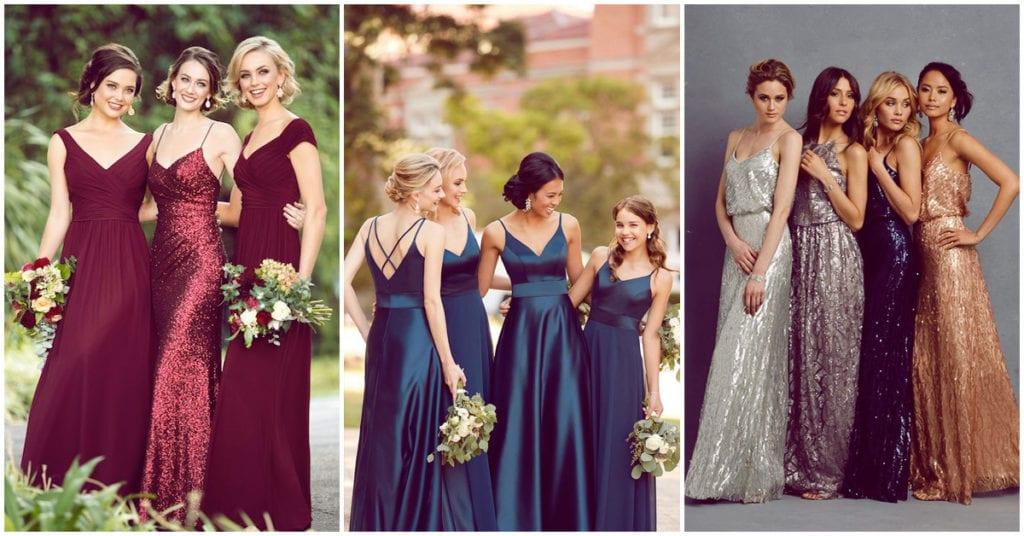 Errores que las novias cometen al elegir el vestido de sus damas