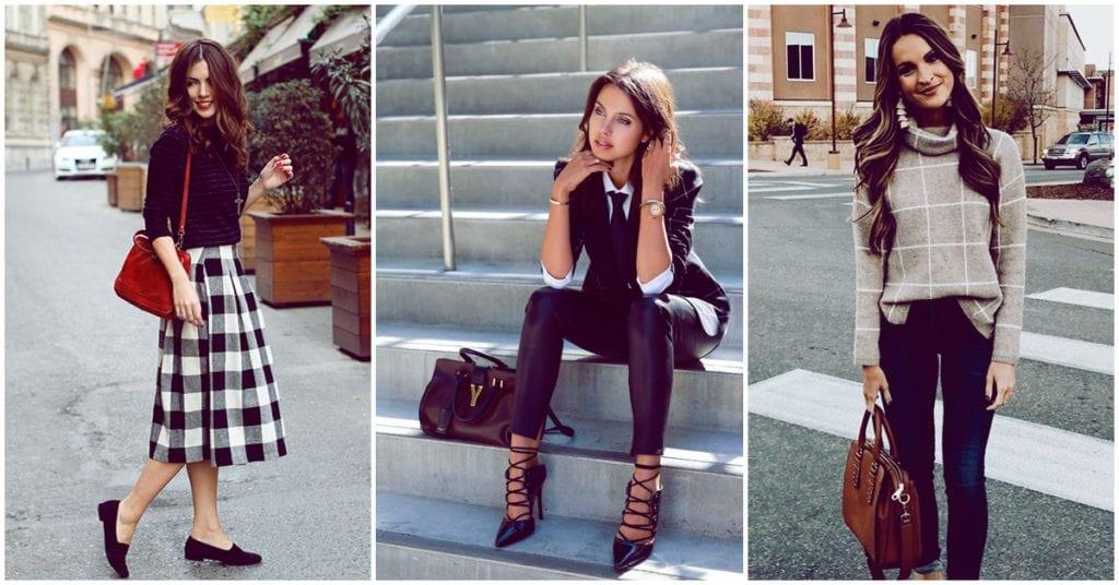 Básicos para una chica de estilo tradicional, ¿te gustan?