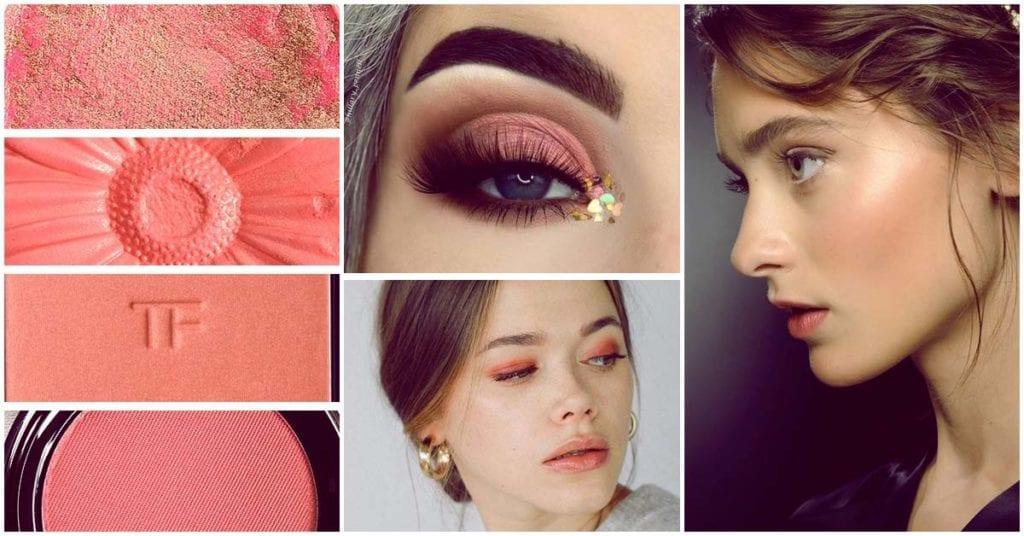 Esta es la forma en la que puedes utilizar el color del año en tu makeup
