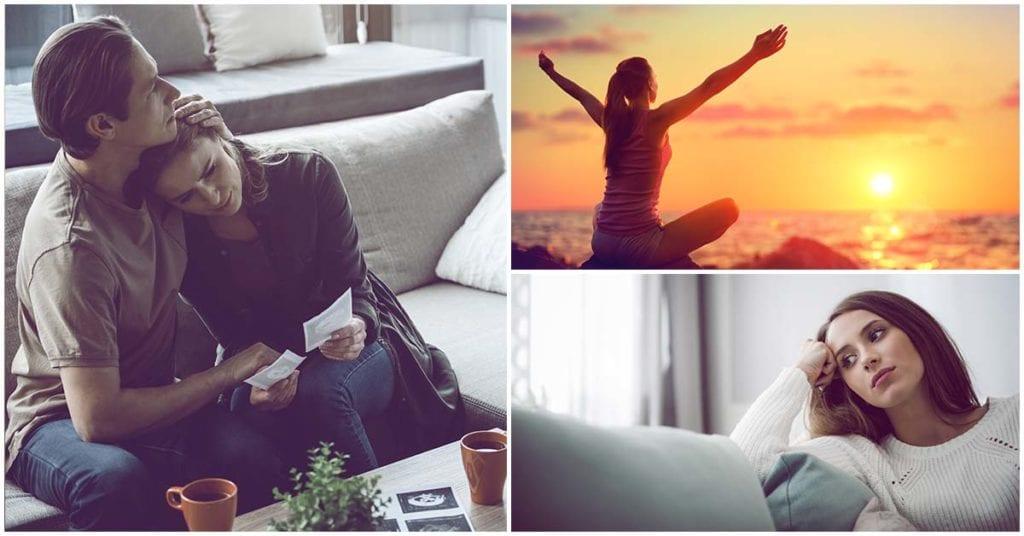 Cómo mantener la paz mental cuando tu vida está de cabeza