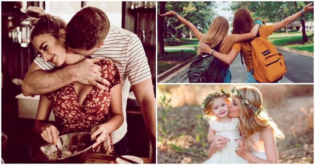 Los beneficios que obtienes de un abrazo