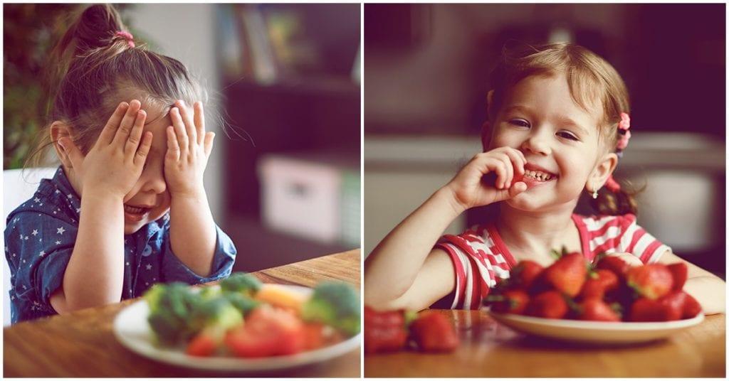 Los mejores consejos para hacer que tus hijos coman no sea un dolor de cabeza