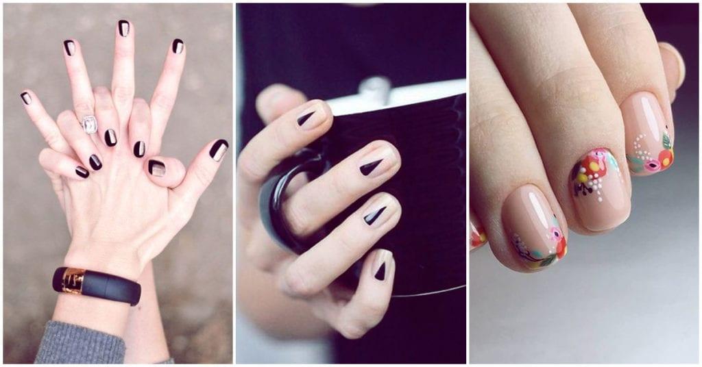 Manicuras perfectas para uñas chiquitas