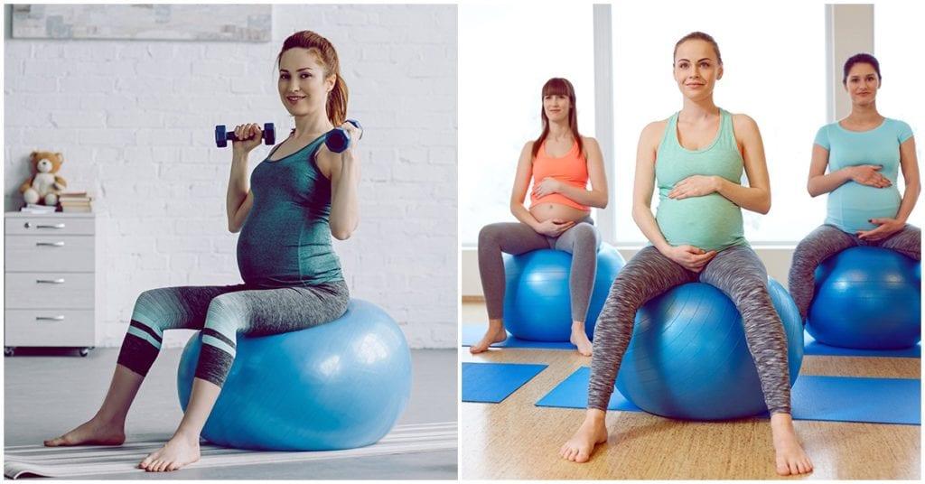 Ejercicio durante el embarazo, ¿bueno o malo?
