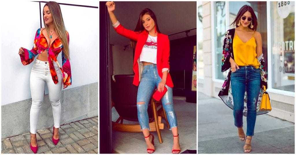 Colores que no pueden faltar en el armario de una chica de estilo creativo