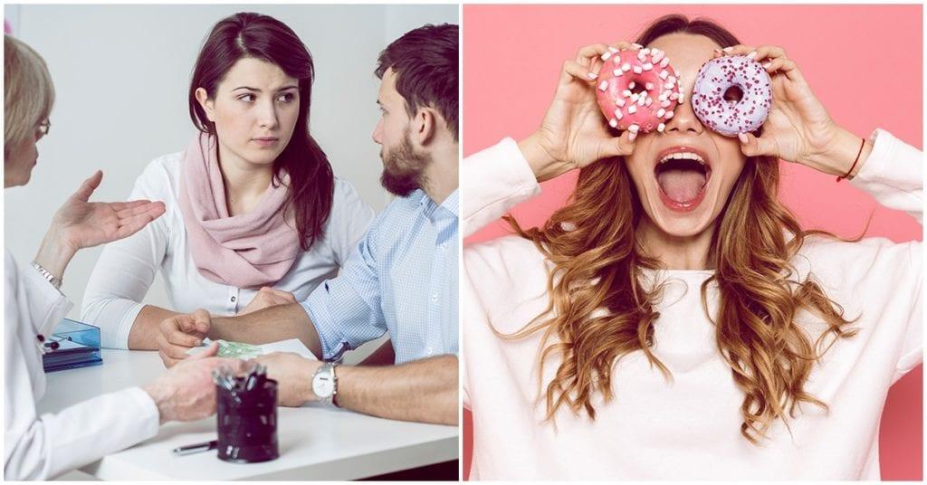 Relación entre el azúcar y tu fertilidad, ¿buena o mala?