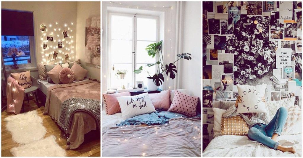 Cámbiale el look a tu cuarto con bajo presupuesto