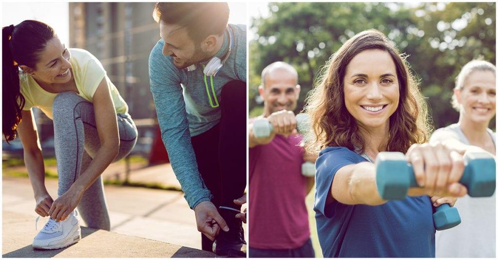 Cuánto ejercicio necesita tu familia para mantenerse saludable