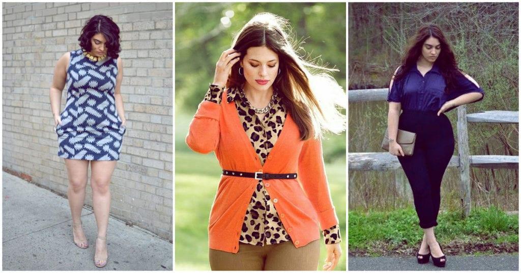 Tips para vestirte si eres gordita y chaparrita