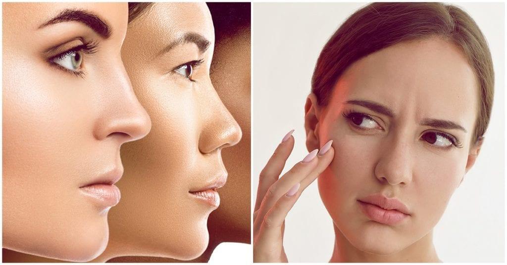 Tipos de piel que no conocías, averigua cuál tienes