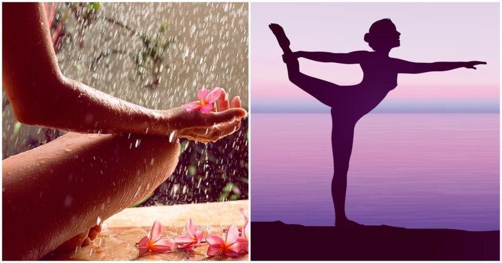 Naked yoga: querrás probarla para mejorar tu vida