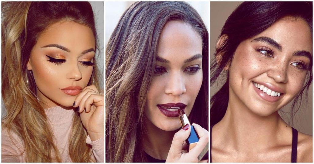 El mejor makeup para las chicas de piel trigueña