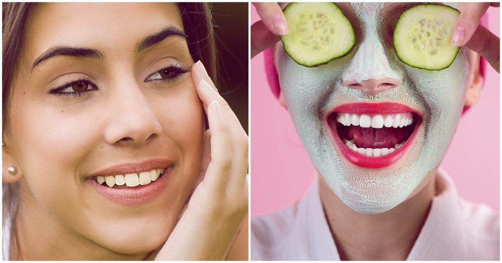 Mascarilla natural para cerrar tus poros en un dos por tres