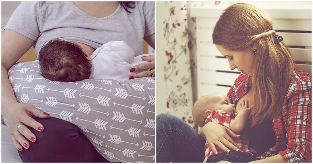 Todo lo que aprendí sobre la lactancia siendo mami primeriza