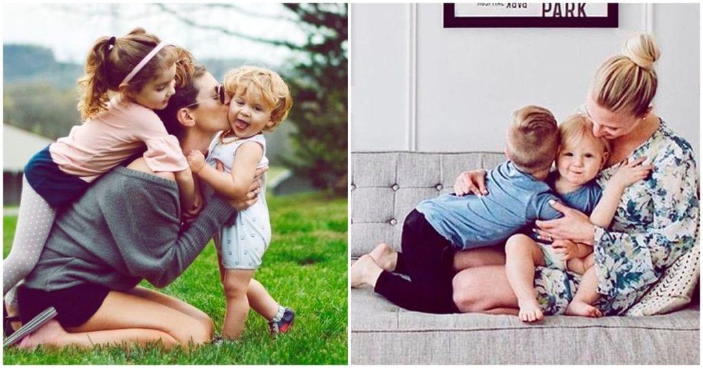 Ser mamá y sentir que ya no puedes más ¡es válido!