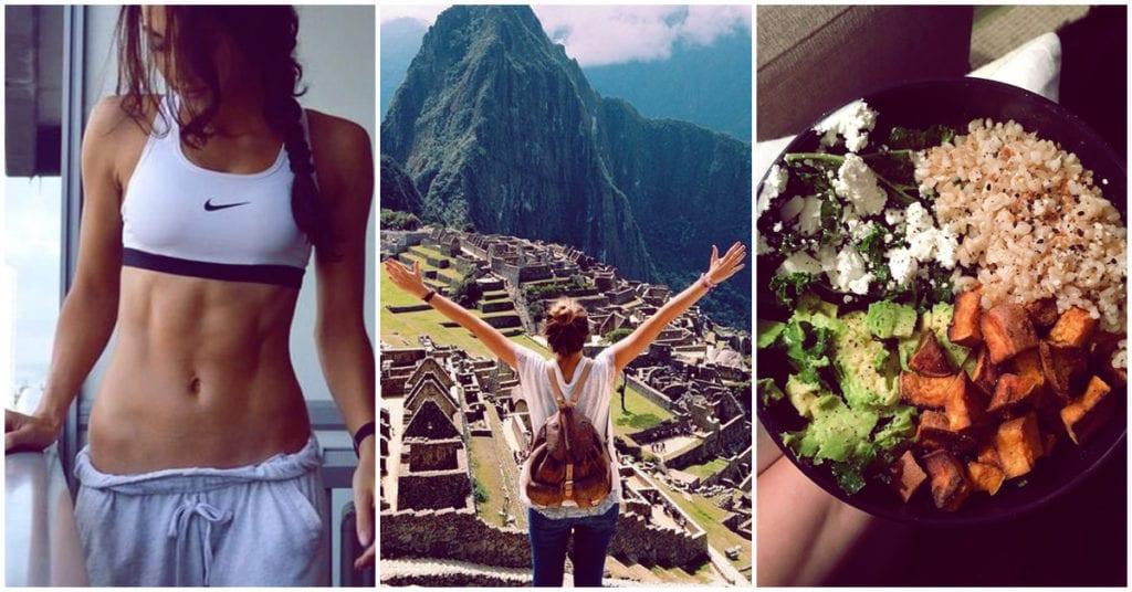 8 cosas que hace una mujer super sana; ¿lo eres?
