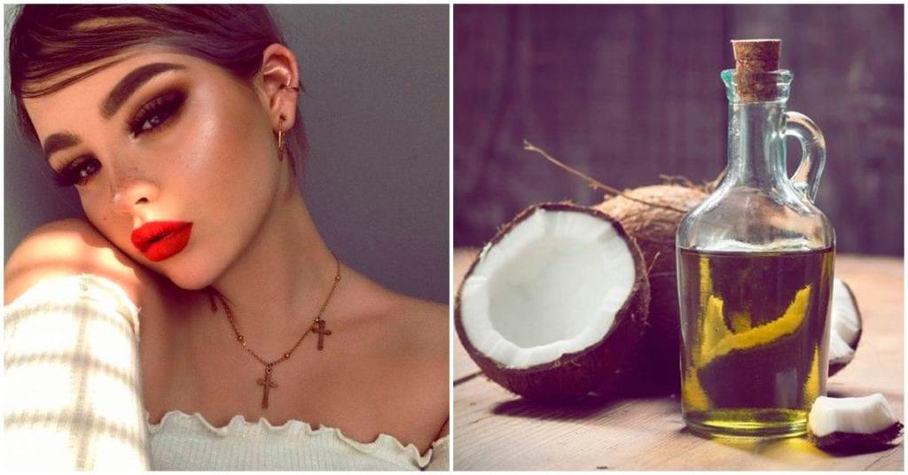 Aceite de coco para el acné, ¿sí o no?