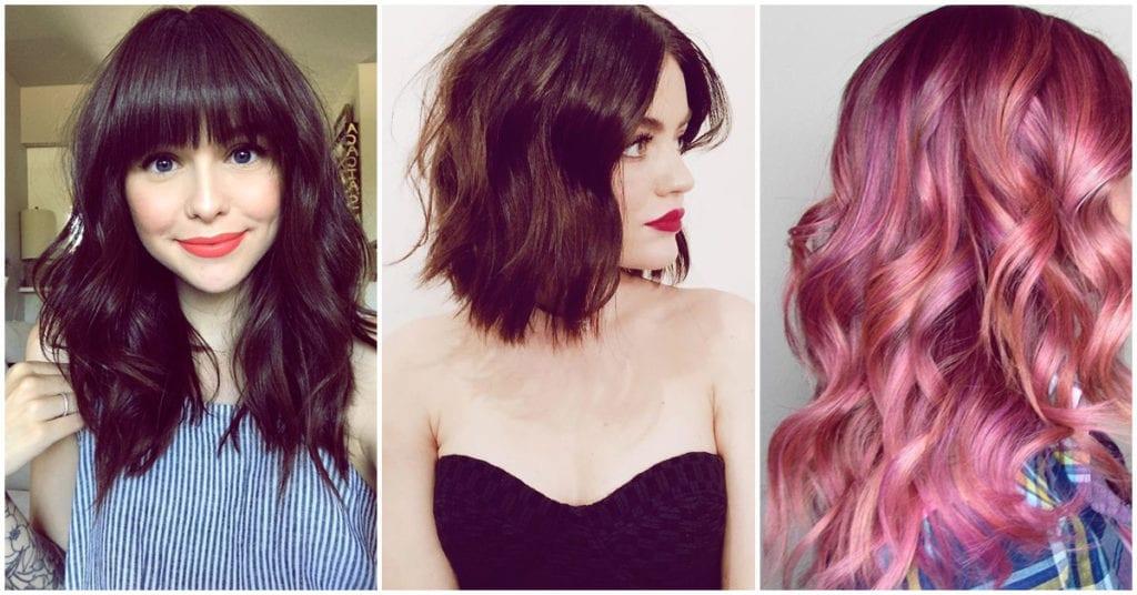 Cambios de look aptos para chicas de 20 y menos