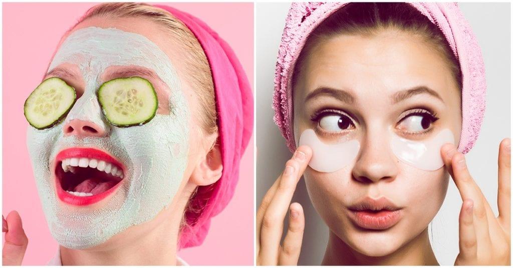 Mascarillas para blanquear tu piel