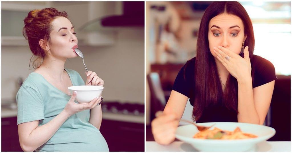 Alimentos que nunca debes consumir durante tu embarazo