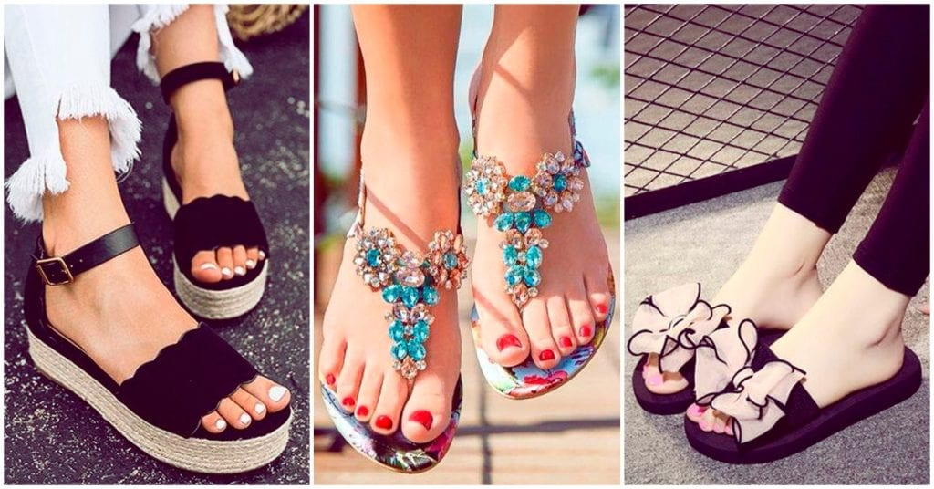 Sandalias que puedes utilizar esta primavera