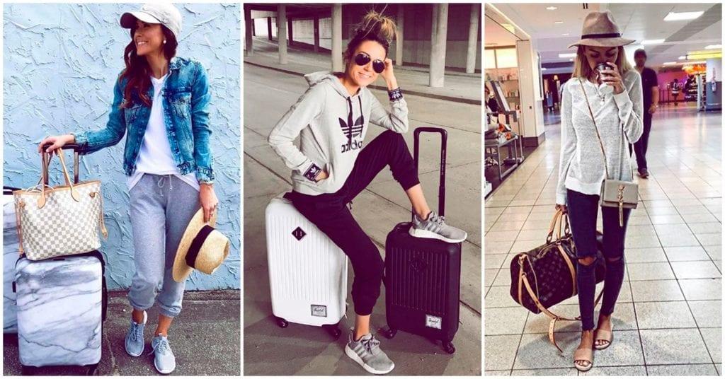 Looks para salir de viaje sin perder el estilo