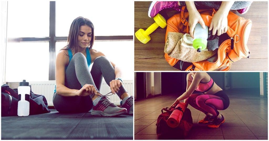 6 básicos para llevar al gym