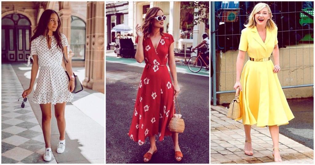 Estos son los vestidos de primavera más sexys