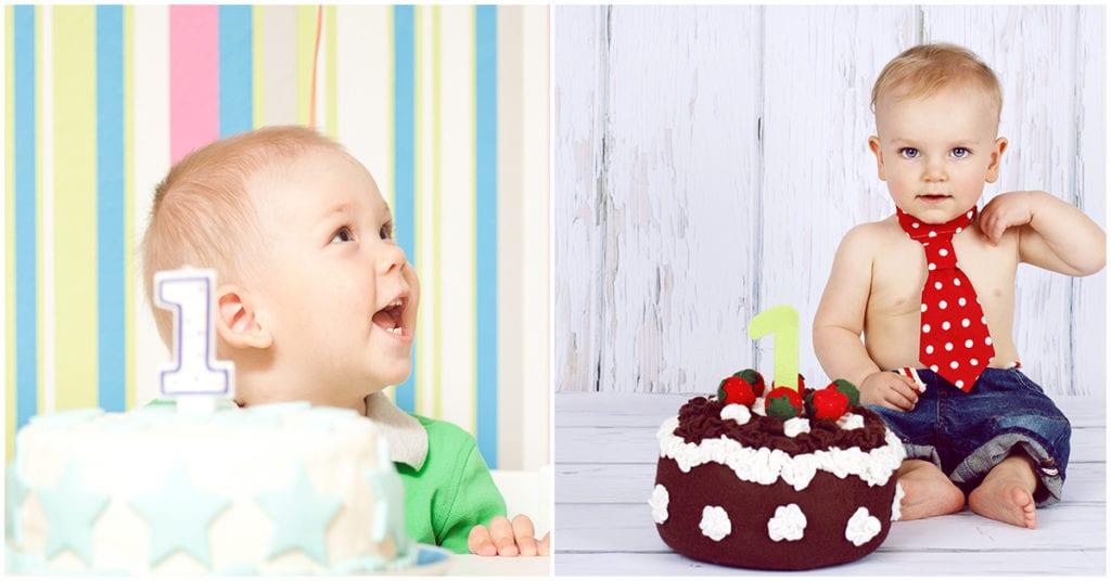 El cumpleaños de mi bebé, pero mi celebración