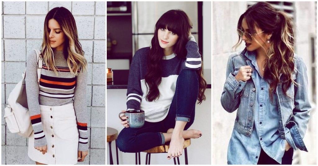 Chamarras y suéteres que puedes llevar en época de calor