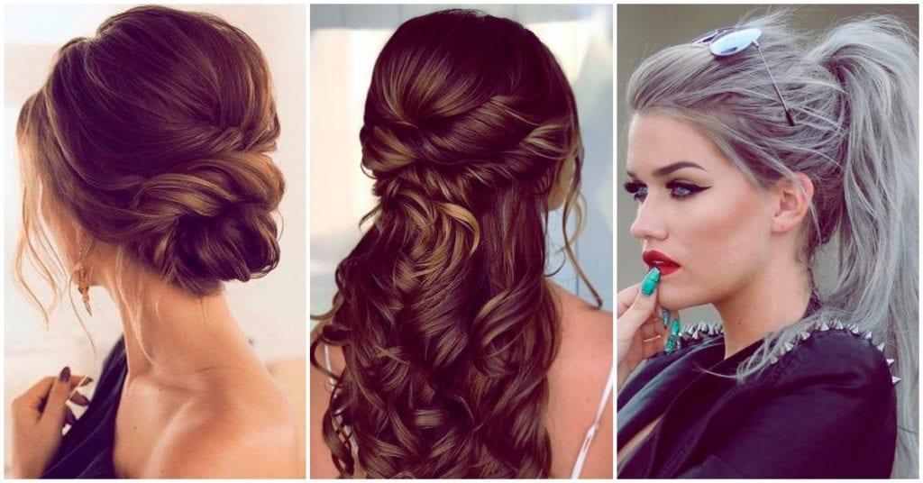 Peinados conforme al escote de tu vestido