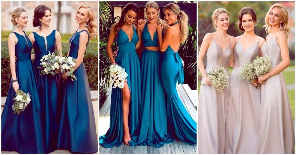 6 errores comunes al elegir tu vestido de dama de honor