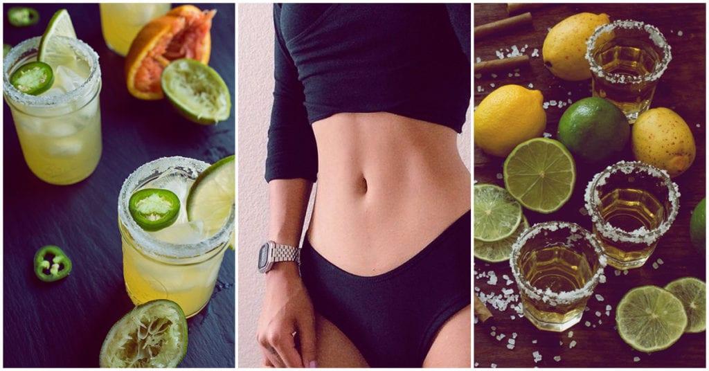 El nuevo truco para tener curvas de infarto que te va a gustar: tequila