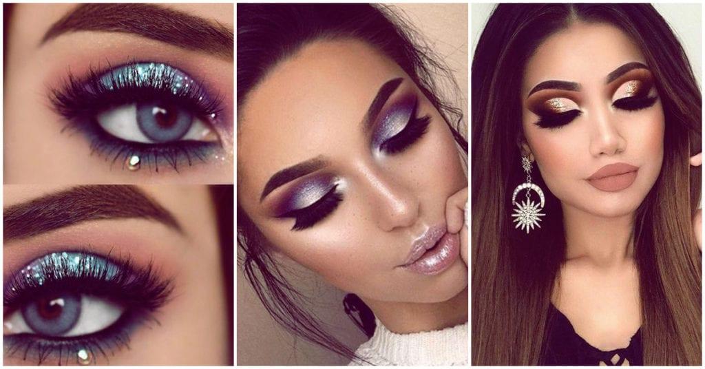 Cómo usar glitter en tu makeup sin exagerar
