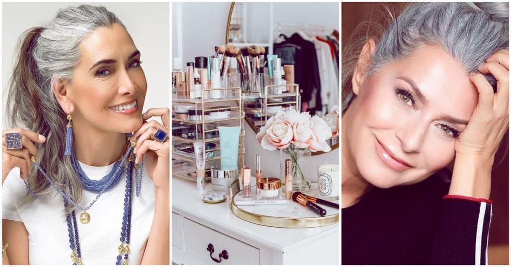5 tips de makeup indispensables si tienes más de 40