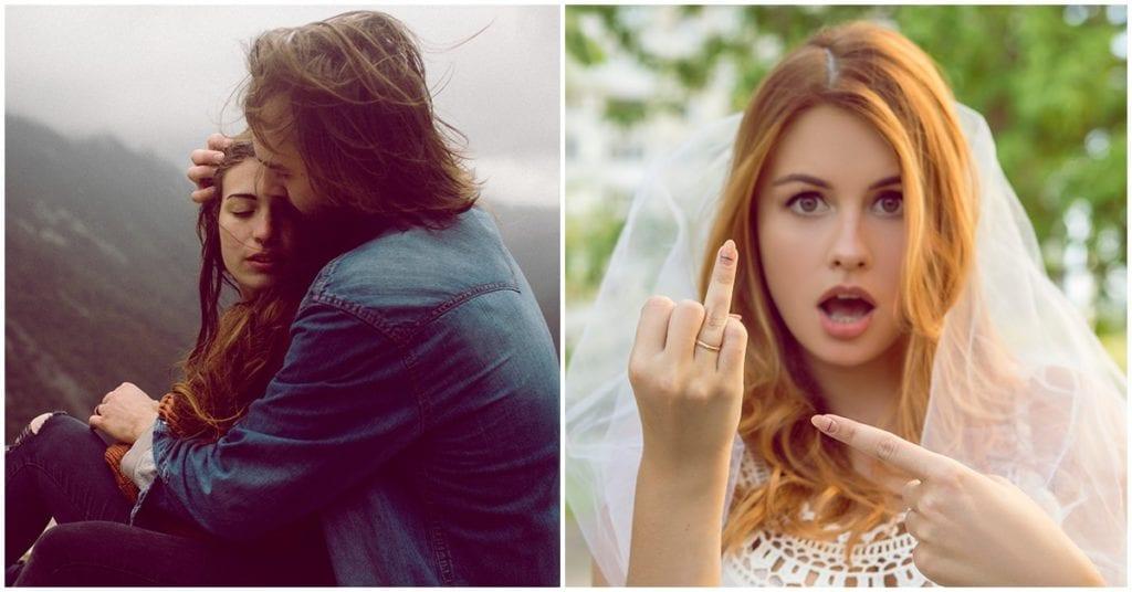 6 razones más comunes por las que se le teme al matrimonio