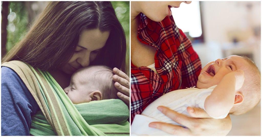 Mamás latinas sobreprotectoras VS. mamá primeriza
