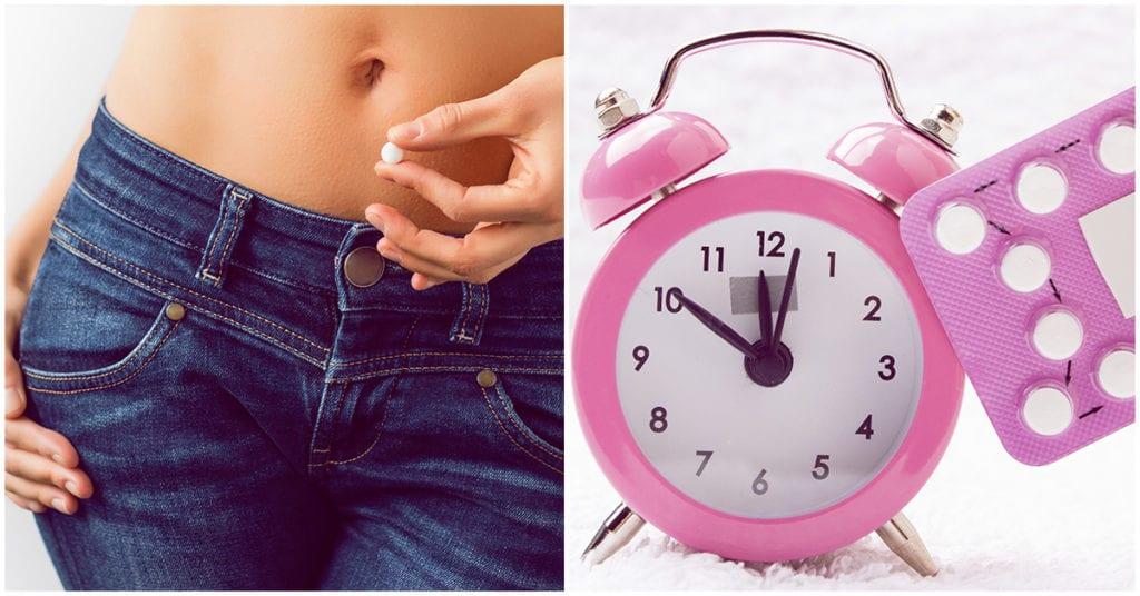 El uso de la píldora afecta a la hora de buscar un embarazo; ¿cierto o falso?