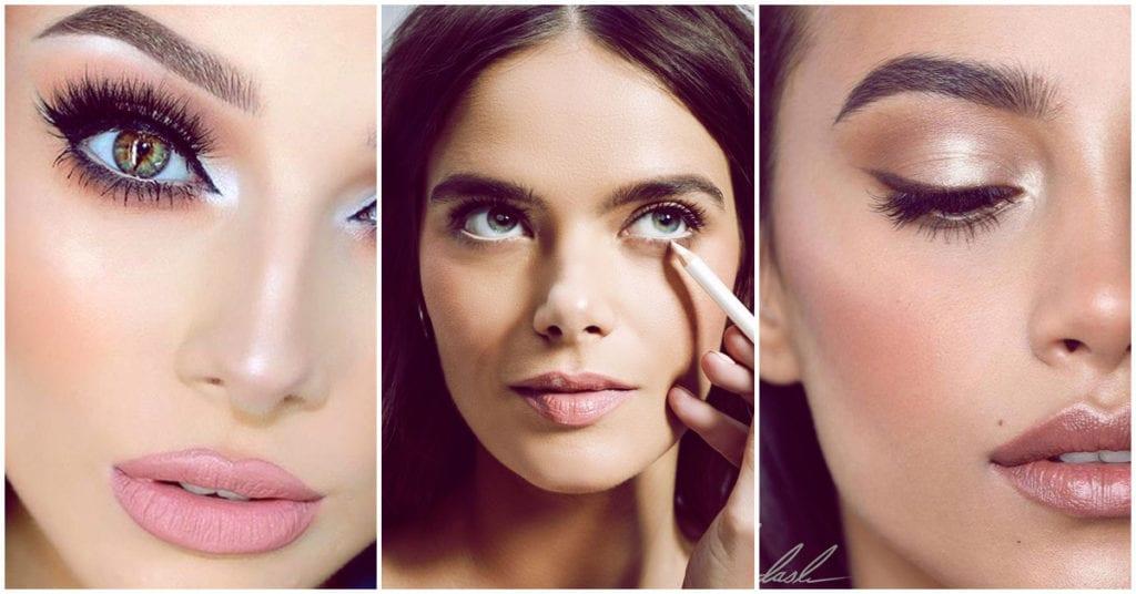 Cómo maquillar tus ojos para que se vean más grandes