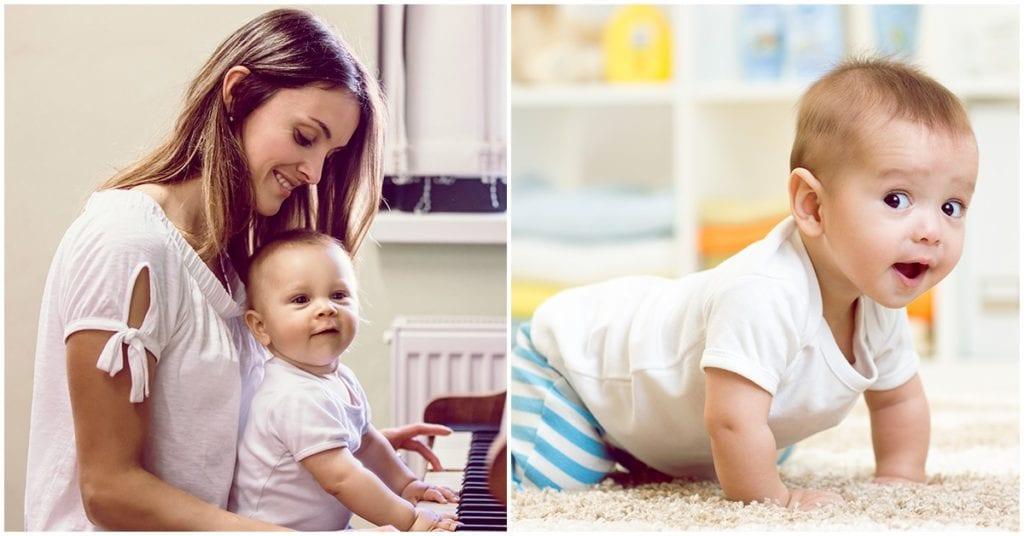 La canción que hace felices a los bebés